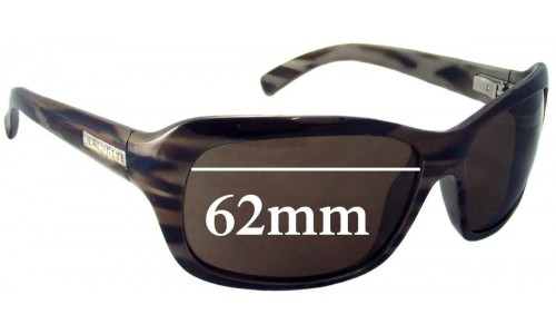 Serengeti Vittoria Replacement Sunglass Lenses - 62mm Wide
