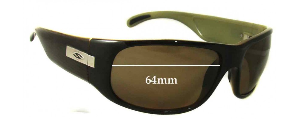 cd537122545b9 Smith Mogul Replacement Sunglass Lenses 64mm wide