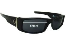 Spy Optics Hielo Replacement Sunglass Lenses - 57mm Wide