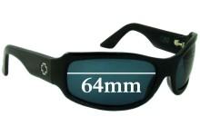 Spy Optics Mode Replacement Sunglass Lenses - 64mm Wide