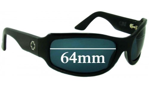 Spy Optics Mode Replacement Sunglass Lenses - 64mm Wide