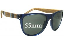 Tommy Hilfiger / Specsavers TH Sun RX 08 Replacement Sunglass Lenses - 55mm wide