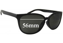 UC 04447-BP Replacement Sunglass Lenses - 56mm Wide