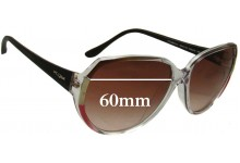 Vogue VO2664-S Replacement Sunglass Lenses - 60mm Wide