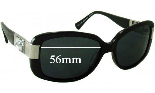 Alex Perry AP SunRx 07 Replacement Sunglass Lenses - 56mm Wide