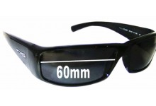 Arnette Full House AN4079 Replacement Sunglass Lenses - 60mm wide
