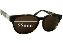 Country Road CR SunRx 07 Replacement Sunglass Lenses - 55mm Wide