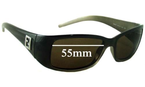 Fendi FS 5078 New Sunglass Lenses - 55mm wide