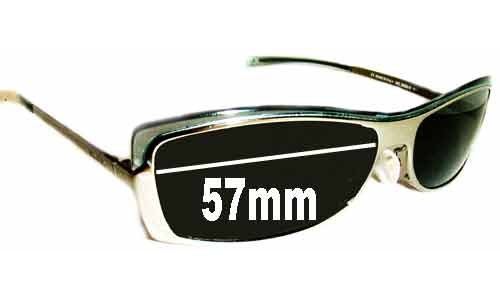 Gucci GG2689-S New Sunglass Lenses - 57mm Wide