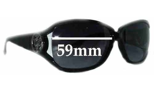 Gucci GG3059S New Sunglass Lenses - 59mm wide
