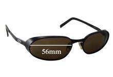 Killer Loop Spoiler Replacement Sunglass Lenses - 56mm wide