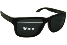 LIIVE Rush T005 Replacement Sunglass Lenses - 56mm wide