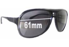 Morrissey Alphaville Replacement Sunglass Lenses - 61mm Wide