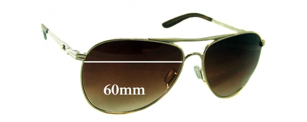 33aaf4d3ed Oakley Daisy Chain 4062 Replacement Lenses 60mm by The Sunglass Fix®