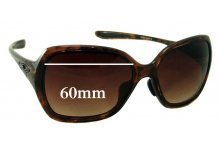 Oakley Overtime Replacement Sunglass Lenses - 59mm - 60mm Wide