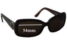 Oroton Indulge New Sunglass Lenses - 54mm Wide