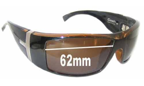 Otis Cash Replacement Sunglass Lenses - 63mm Wide