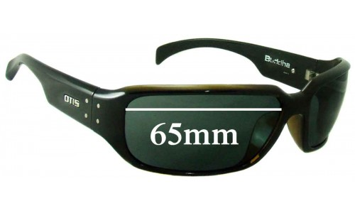 Otis Buddha Replacement Sunglass Lenses - 65mm wide
