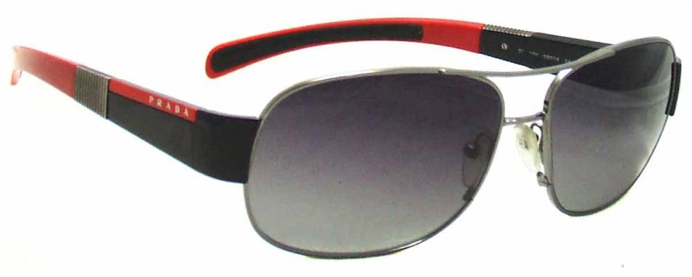 Prada SPS56H Replacement Sunglass Lenses - 59mm wide