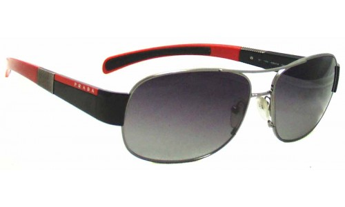 Sunglass Fix Replacement Lenses for Prada SPS56H - 59mm wide