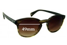 Paul Smith Cherish The Day Replacement Sunglass Lenses - 49mm Wide