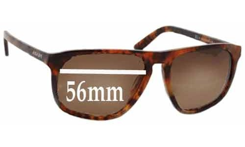 Prada SPR22L New Sunglass Lenses - 56mm wide lens