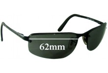 Ray Ban RB3239 Replacement Sunglass Lenses - 62mm wide