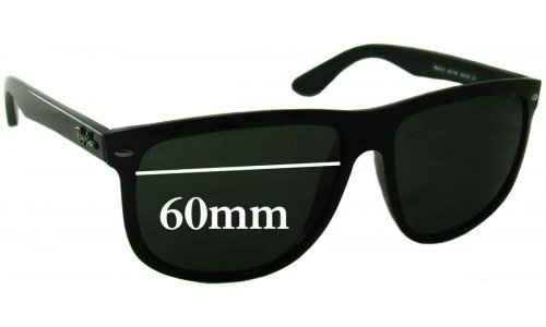 Sunglass Fix Replacement Lenses for Ray Ban RB4147 60mm Wide Lenses