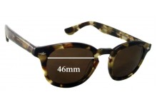 Retro Peepers J.D MID Replacement Sunglass Lenses - 46mm Wide