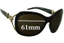 Roberto Cavalli Tenaro 377/S New Sunglass Lenses - 61mm wide
