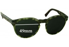 Solar Heritage New Sunglass Lenses - 49mm Wide