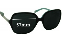 Tiffany & Co TF4072-B Replacement Sunglass Lenses - 57mm Wide