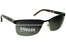 Tommy Hilfiger / Specsavers TH Sun Rx 13 Replacement Sunglass Lenses - 59mm wide