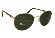 Urbano Todzi 83671 Replacement Sunglass Lenses - 53mm Wide