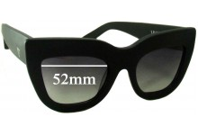 Valley Marmont Replacement Sunglass Lenses - 52mm Wide