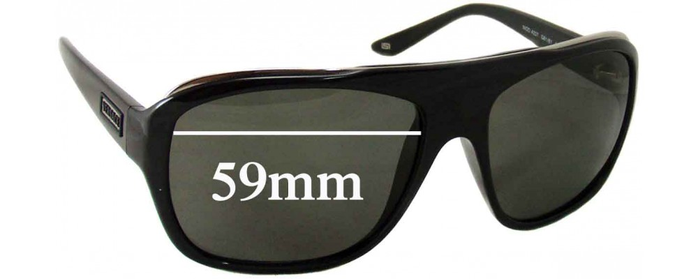 59mm Versace Replacement For Fix Wide Sunglass 4227 Lenses Mod vb6Ygyf7Im