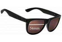 Anon Hollyweird Replacement Sunglass Lenses - 54mm wide