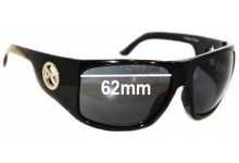 Anon Comrade Replacement Sunglass Lenses - 62mm Wide