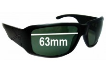 Anon Contender Replacement Sunglass Lenses - 63mm Wide