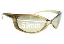 Arnette Mini Swinger AN4016 Replacement Sunglass Lenses - 59mm Wide