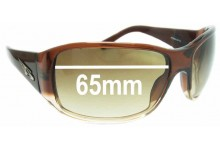 Arnette High Roller AN4065 Replacement Sunglass Lenses - 65mm wide