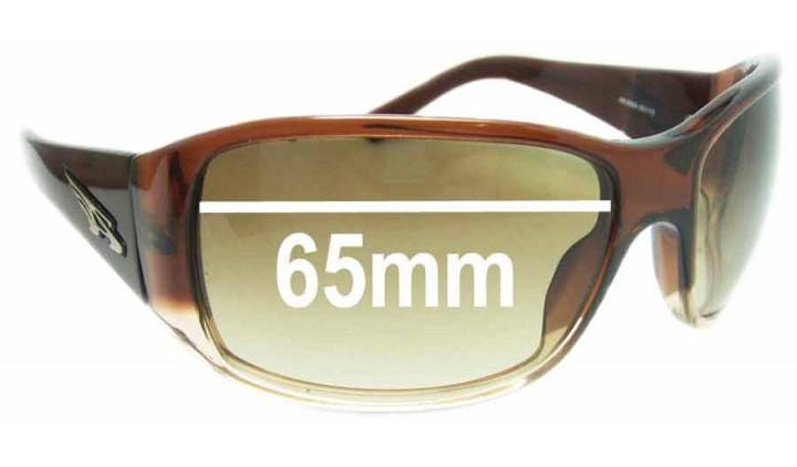 Fuse Lenses Fuse Plus Replacement Lenses for Arnette High Roller AN4065