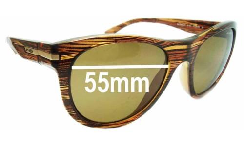 Arnette Blowout AN4142 New Sunglass Lenses - Lens Width 55mm
