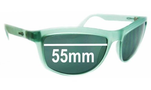 Arnette Dogs Replacement Sunglass Lenses - 55mm wide