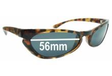 Arnette El Gato Replacement Sunglass Lenses - 56mm wide