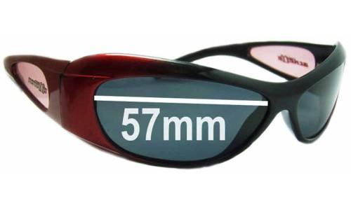Arnette Elixir AN280 Replacement Sunglass Lenses - 57mm