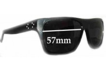 Blinde Miami Daddy New Sunglass Lenses - 57mm wide
