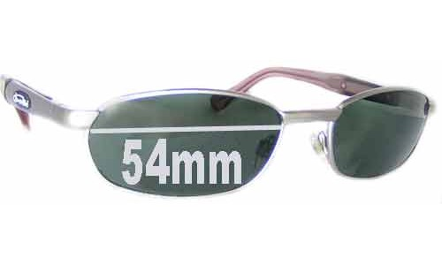 Bolle MERCURIA Replacement Sunglass Lenses - 54mm wide