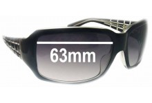 Sunglass Fix New Replacement Lenses for Calvin Klein CK826S - 63mm Wide