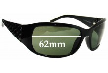 The Cancer Council Australia Hard Board Replacement Sunglass Lenses - 62mm wide